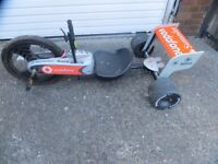 Turbo Twist Pedal Go-Kart