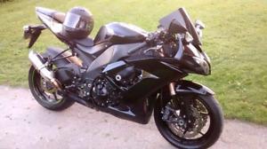 Kawasaki ZX10-R 2009