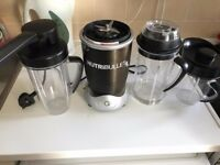 NutriBullet Rx 1700w Blender - Pretty Much Brand New! - Comes With All Containers & Tightening Tool