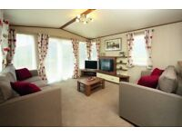 Fantastic condition pre owned holiday home for sale at Nairn Lochloy