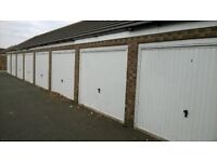 Large, recently refurbished garages to rent at Upton Heath, Poole