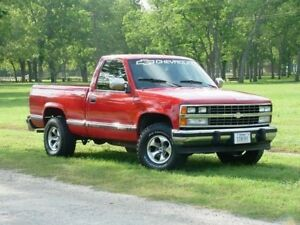 Looking for any 1980-1998 GMC Square body Pickup Trucks