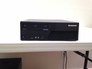 Lenovo Desktop Core 2 Duo 2.9GHz, 4GB DDR3, Pay No Tax