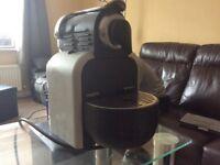 Nespresso magimix coffee machine.