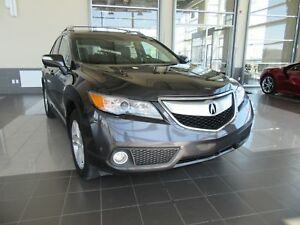 2015 Acura RDX LOCAL TRADE, FACTORY WARRANTY, AWD