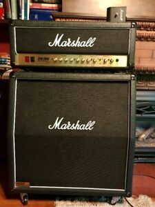 2007 Marshall 1/2 stack - Mint Condition less then 20 hours use