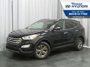 2016 Hyundai Santa Fe Sport Luxury *Rem Start Winter Tires