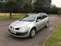 Renault megane estate 1.6 vvt dynamic automatic 2006
