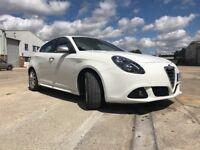 White 1.4 Alfa Romeo Giulietta Veloce M-Air TB 2011 Stunning