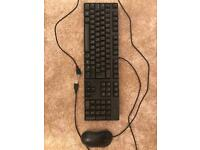 Dell USB Keyboard and Mouse