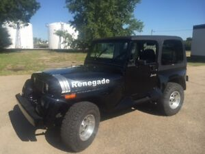 1993 Jeep Wrangler Other