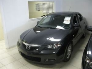 2007 Mazda MAZDA3 AUTO!!! LOADED!!! ALLOYS!!! FULLY CERTIFIED!!!