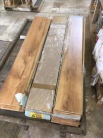 Laminate Wood Flooring.