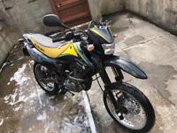 Suzuki dr125 2009