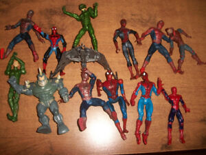 Spider-Man Action Figures