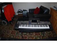Yamaha Professional series PSR 9000 Keyboard Synthesiser
