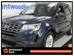 2016 Ford Explorer 3.5L V6 Explorer with power drivers seat, rea