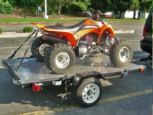 Utility Trailer - New in box (Woodstock)