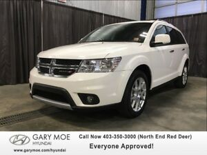 2017 Dodge Journey GT LEATHER HUGE LCD SCREEN