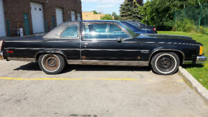 1979 Oldsmobile Ninety-Eight Coupe (2 door)