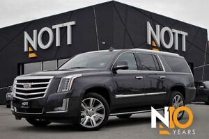 2015 Cadillac Escalade ESV Premium Navigation DVD 360 Camera