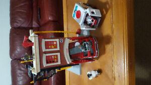 Imaginext Fire House