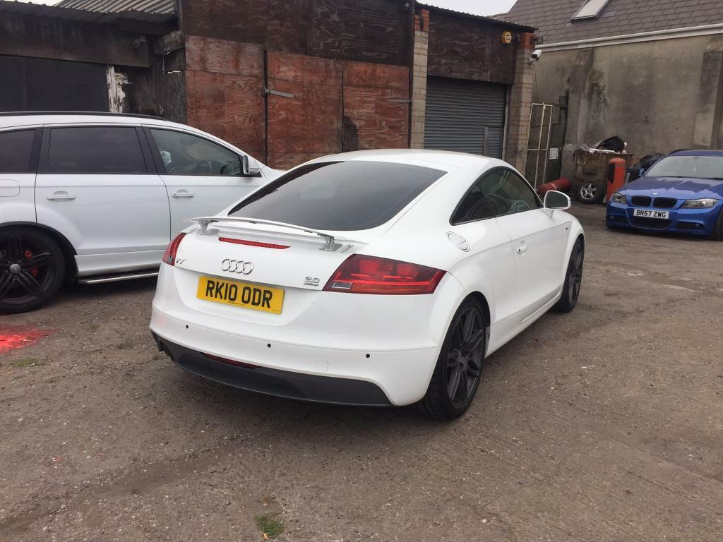 Find the best used cars in the uk for cheap audi tt quattro tdi 2010