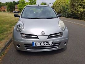 2006 Nissan Micra Auto in excellent condition