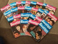 27 Beatles Monthly Magazines