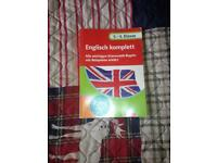 Complete English Grammar Rule Book for German