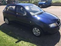 Skoda Fabia Classic SDI. Meticulous service history. Cambelt recent changed. One owner.