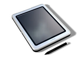 HP Compaq Tablet PC with dock