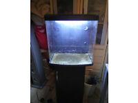 Interpet River Reef LED 94 Aquarium and cabinet 94 litre
