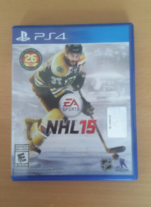 PS4 Game - NHL 15
