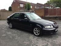 2003 ROVER 45 2.0 TURBO DIESEL 5 DOOR 100BHP ~ LOW MILEAGE ~ BARGAIN ~ MAY PX