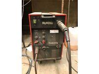 murex 285 3 phase mig welder