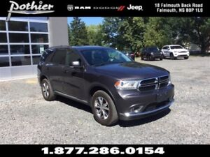 2016 Dodge Durango Limited | LEATHER | SUNROOF | REAR CAMERA |