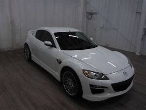 2009 Mazda RX-8 GS Leather Heated Seats Bluetooth
