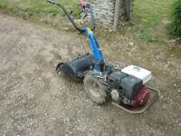 Camon 8 Rotivator Honda engine proffesional equipment