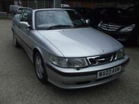 Saab 9-3 SE TURBO CONVERTIBLE 03 YEAR