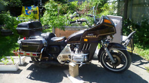 1983 GOLD WING