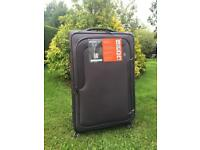 it Megalite Large grey suitcase with 10 year warranty!