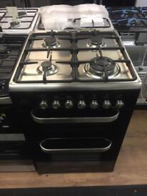 Graded Kenwood CK231DF 60cm Dual Fuel Gas / Electric Cooker £299