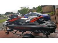 Seadoo rxtx 260 rs supercharged jetski boat