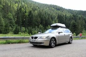 BMW 520D SE TOURING AUTO 130KW/POWER