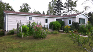 House for sale with acreage