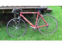 Raleigh Performance Road Bike, Alloy Frame