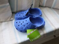 Crocs Ralen Clog Sea Blue - Size 5 - Brand new