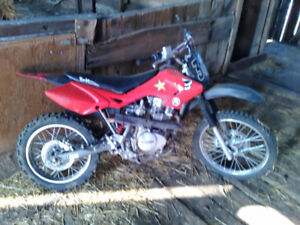 I have 2 Chinese dirtbikes for sale