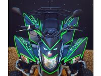 Road Legal Quad Bike - Quadzilla 320 CVT